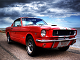 L�g Mustang puslespil